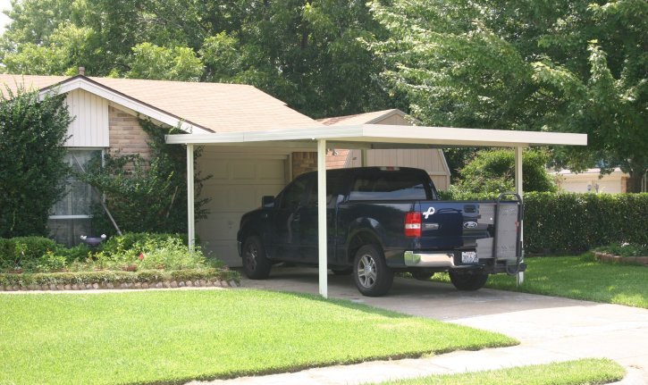 Aluminum Carports And Patio Covers